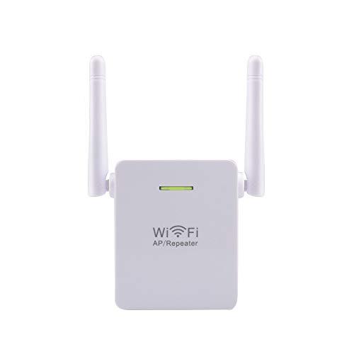 der, Doppelantenne Mini 300M Wireless AP Repeater 300Mbps Wireless N Repeater, zur Steigerung der Wi-Fi-Abdeckung ()