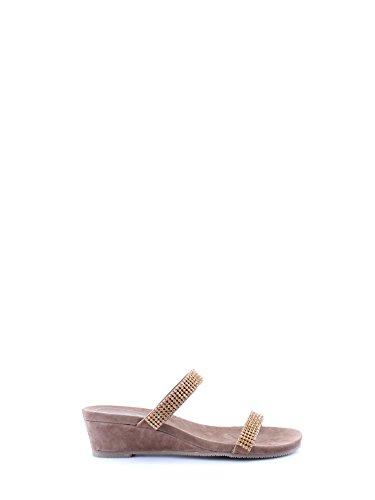 MELLUSO  K80021 Taupe, Damen Sandalen Beige Beige Taupe
