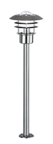 Action 372401970800 Outdoor lampadaire Ferry E27/46w, Métal, E27, 46 W, 80 cm