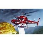 Glow2B Heller 80485 Modellbausatz Hubschrauber der Feuerwehr