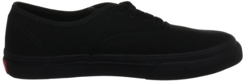 Vans T Authentic, Baskets mode mixte bébé Noir (canvas Neon P)