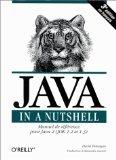 Java In A Nutshell, manuel de référence pour Java 2, JDK 1.2 et 1.3 par David Flanagan, Alexandre Gachet