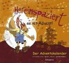 Hereinspaziert - es ist Advent!: Der Adventskalender mit Geschichten, Spielen, Rätseln und Bastelideen