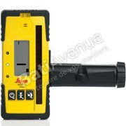 Leica RE 140 Classic Rugby Rod Eye 140 Classic Rotary Laser Receiver, Yellow by Leica