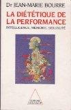 La diététique de la performance