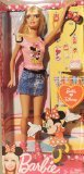 Barbie und Disney Minnie Mouse.Ein Tag in Disney World