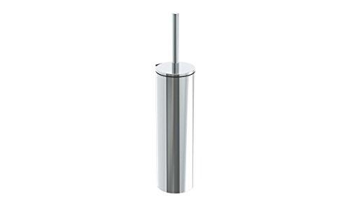emco system 2 Bürstengarnitur Behälter u. Stiel, Wandmodell, Chrom