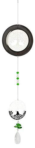 Red Carpet Studios 32013 Geo Spinners Dekofigur Baum des Lebens -