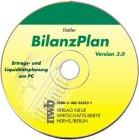 BilanzPlan 3.0. CD-ROM für Windows ab 95. Ertrags- und Liquiditätsplanung am PC.
