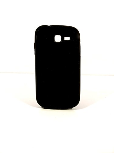 iCandy™ Colorfull Thin Soft TPU Back Cover For Samsung Galaxy Star Pro S7260 / S7262 - Black  available at amazon for Rs.99
