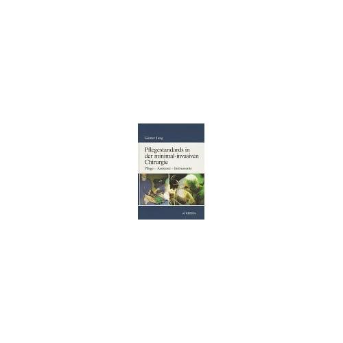 pdf pflegestandards in der minimal invasiven chirurgie kostenlos download - Pflegestandards Beispiele