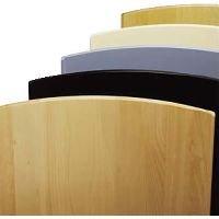Ripiano Boards Shelves H ricevitore per lettore DVD/VHS o legno di faggio legno di faggio