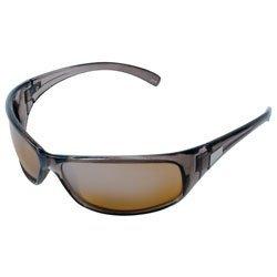 Icon Eyewear Unisexe Pro Driver Series Lot de 2Objectif Lunettes de soleil style aviateur Noir avec cadre en métal gun, marron, non disponible