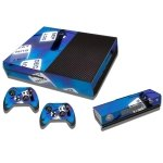 RISHIL WORLD Vinyl Decal Stickers for Xbox One Game Console