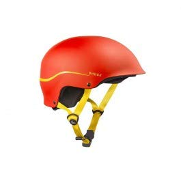 Palm Shuck Half Cut Kayak Helmet - Red M