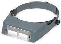 Aircraft Tool Supply Optivisor Binocular Magnifier by Aircraft Tool Supply Optivisor Binocular