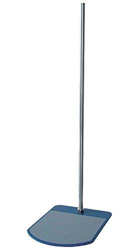 Stativ mit Platte 30x40cm, Stange 120cm für Laborapparate und -anwendungen