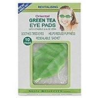 Kühlende Augenpads mit grünem Tee (10 Stück) preisvergleich bei billige-tabletten.eu