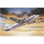 Glow2B Heller 80315 Modellbausatz Douglas DC-6 Super Cloudmaster