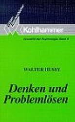 Grundriss der Psychologie / Denken und Problemlösen (Urban-Taschenbücher)