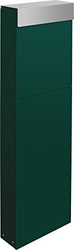 frabox Standbriefkasten Namur Special Edition, RAL 6005 Moosgrün