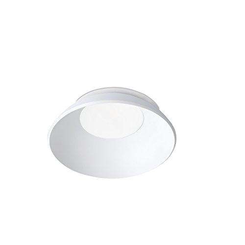 Faro Barcelona 65138 - BOL LED Lampe plafond blanche