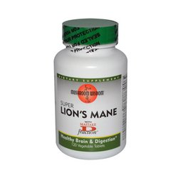 Maitake Products, Mushroom Wisdom Super Lion's Mane - 120 vcaps Test