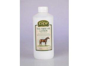 William Hunter Equestrian Tea Tree Lotion–1L–Ein Lotion Oder Reiben für Pferde und...