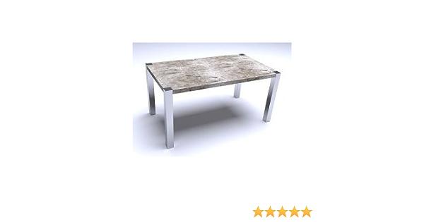 Table Frame Stainless Steel Table Base Frame Table Runner Runner Garden Table I Table Legs Amazon De Baumarkt
