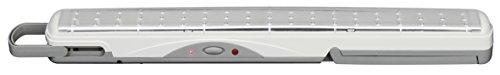 Ranex 6000.451 Eclairage de Sécurité LED Rechargeable Plastique Gris