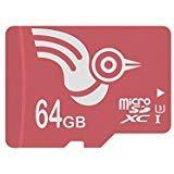 ADROITLARK tarjeta micro sd 64 gb Clase 10 UHS-3 Tarjeta SD Tarjeta memoria para video 4K / teléfonos / computadora portátil / tableta 10 años de garantía (U3 64GB)