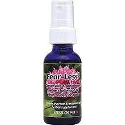FEAR LESS Spray FES kalifornische Bluetenessenz 30 Milliliter