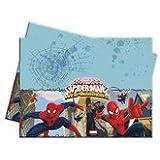 Ultimate Spiderman Web Warriors Mantel de plástico