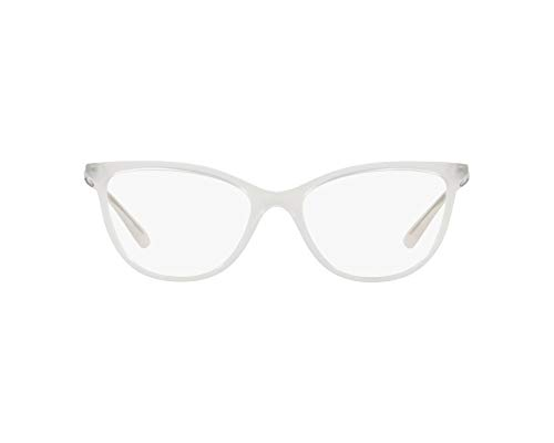 Ray-Ban Damen 0VO5239 Brillengestelle, Weiß (Opal White), 52