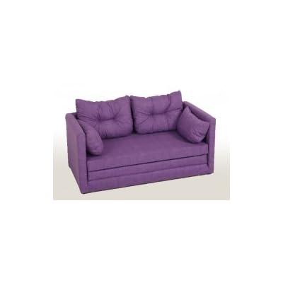 davos kindersofa schlafsofa lila. Black Bedroom Furniture Sets. Home Design Ideas