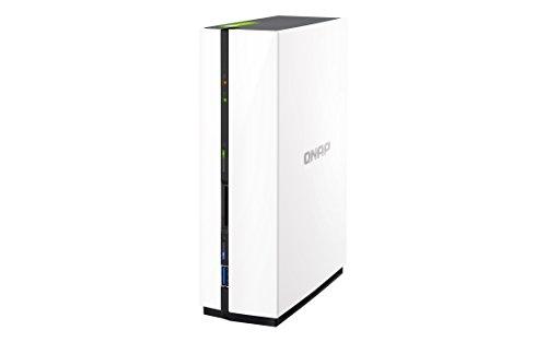 QNAP TS-228 4TB (2 x 2TB WD Red) 2 Bay Desktop NAS Einheit