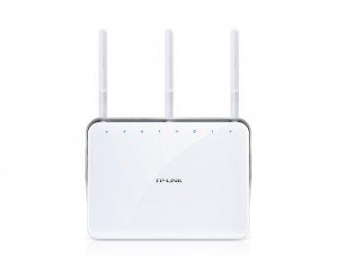 TP-LINK TP-LINK AC 1900banda dual (2,4gHz/5GHz) Gigabit Ethernet blanco