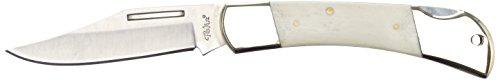 Tekut Uni Longueur de la Lame : 8,5, Longueur Totale 19,5 Couteau Pliant, Multicolore, 19,5 cm