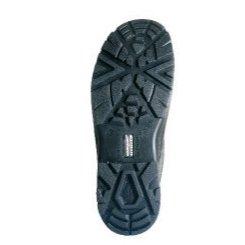 Euro Protection - Zapatos De Alta Seguridad Con Parte Superior En Grano De Cuero, Con Puntera Y Papel De Aluminio Anti-agujero. Categoría S3. - Tamaño: 37