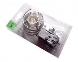 daniplus© Thermostat, Thermostat-Kit passend für Atea AS7 für Flaschenkühlschrank, Kapillarrohr: 2000mm