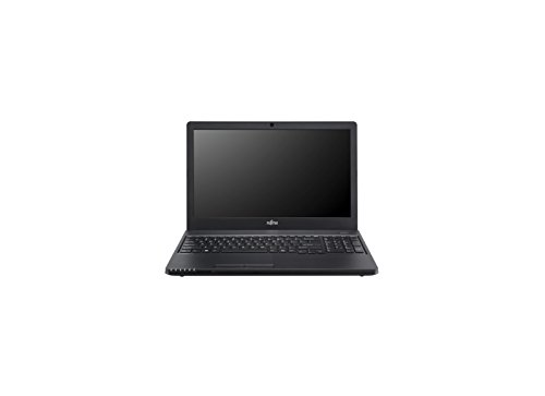 Fujitsu LIFEBOOK A555 VFY:A5550MP80JDE 39,6 cm (15,6 Zoll) Notebook (Intel Core i5 5200U, 8GB RAM, 256GB SSD, Win 10 Pro) schwarz