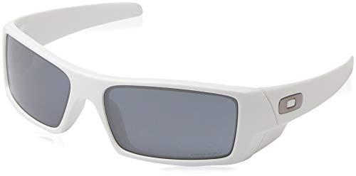 Ray-Ban Herren 0OO9014 Sonnenbrille, Mehrfarbig (Matte White), 60