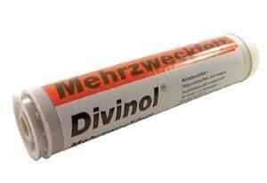 Divinol Mehrzweckfett 400 g Kartusche