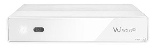 VU+ Solo SE V2 WE 1x DVB-C/T2 Tuner Linux Receiver (Full HD 1080p) weiß