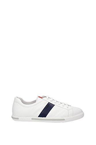 sneakers-prada-femme-cuir-blanc-et-baltique-3e5856biancobaltico-blanc-41eu
