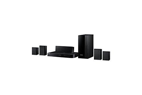 Samsung Ht-j5100k/xl 5.1 Channel Home Theatre System (black)