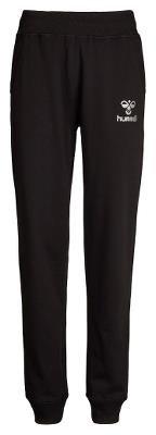 Hummel CLASSIC BEE SWEAT PANTS / Größe: 16 / Farbe: BLACK (Micro Hose Poly Damen)