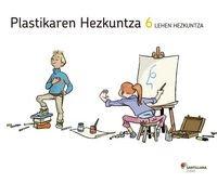 Plastikozko hezkuntza 6 lehen por From Zubia Editoriala, S.L.