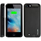 iPhone SE Battery Case, [Apple MFi Certified] Skiva PowerFlow 2000mAh iPhone SE Portable
