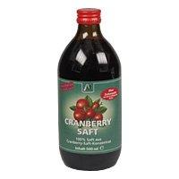 Succo di Cranberry, 500ML di succo